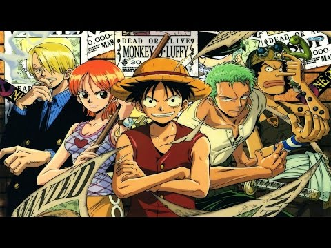 Top 5 IOS / Android One Piece Games Of All Time 2017
