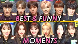 PUBG Idol  - BEST & FUNNY MOMENTS | January 2020 { NCT DREAM SKZ SF9 LOONA APRIL DIA and more..}