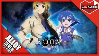 Star Ocean Second Evolution Review | My Favorite JRPG Ever?