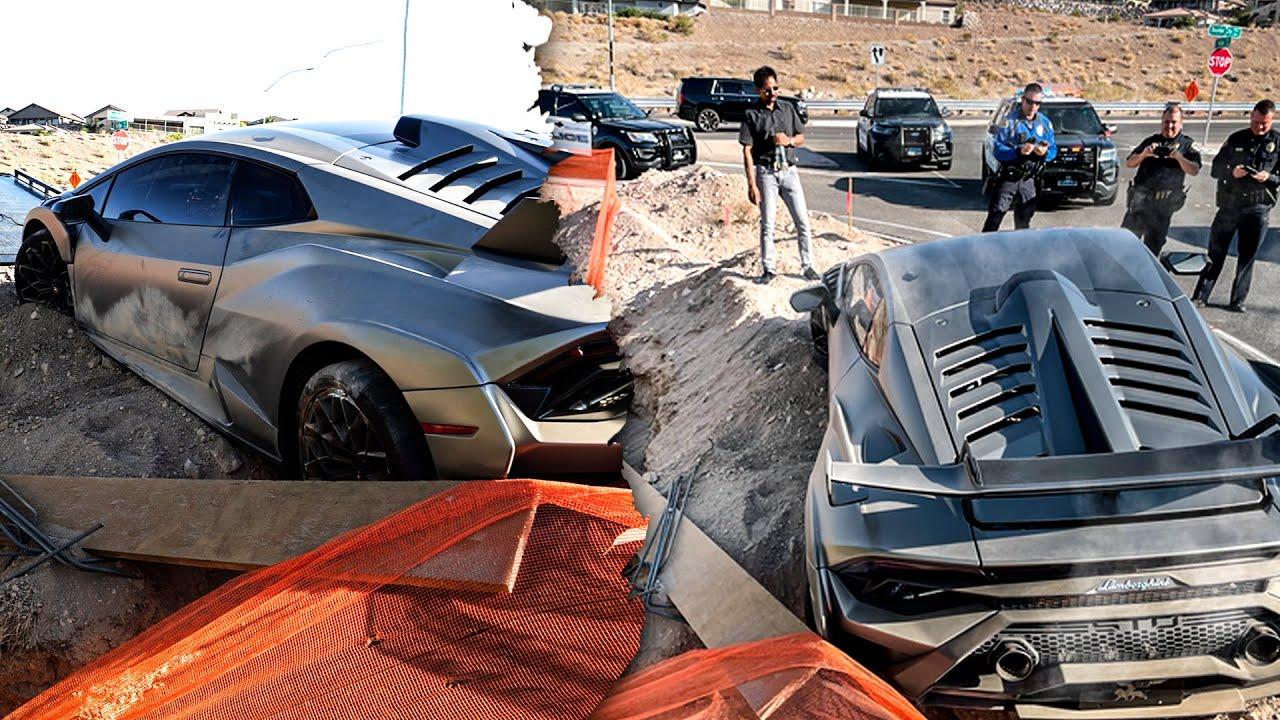 Download Lamborghini STO DESTROYED