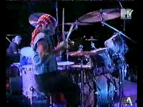Steve Morse & Roger Glover Interview - Bloodsucker  Live at Neapolis Rock Festival 1998