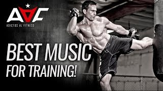 GYM WORKOUT MUSIC | Mix for training crossfit, weights, spinning | Fitness Addict
