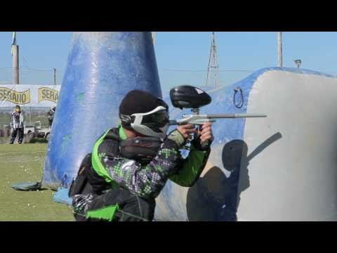 Cyprus Paintball League Feb'11 #3