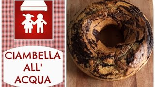 CIAMBELLONE BICOLORE ALL