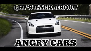 homepage tile video photo for Let's Talk About Angry Cars