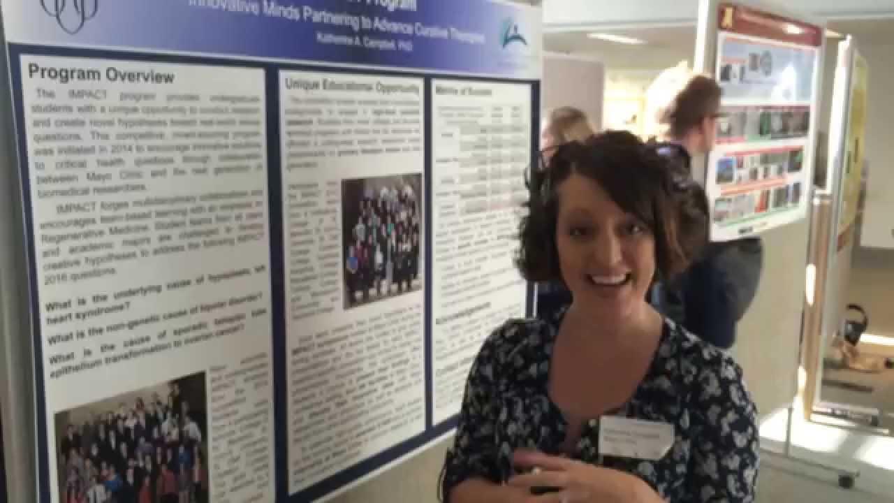 Mayo Clinic Undergraduate Outreach IMPACT Program | Regenerative