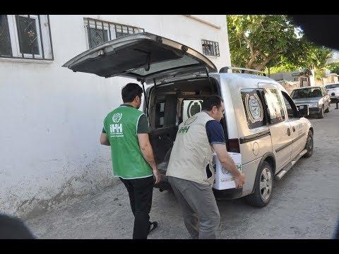 İHH'dan Yetimlere ve Muhtaç Ailelere Ramazan Yardımı