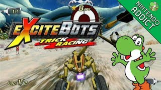 ExciteBots: Trick Racing | Excite Mode and Minigames | Live Playthrough [#1]