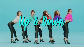 [BASS BOOSTED+EMPTY ARENA] EXID(이엑스아이디) - UP & DOWN(위아래)