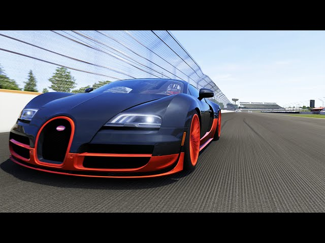 FASTEST CAR IN THE WORLD!