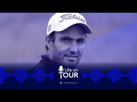 Life on Tour Podcast | Edoardo Molinari | The Stat Man