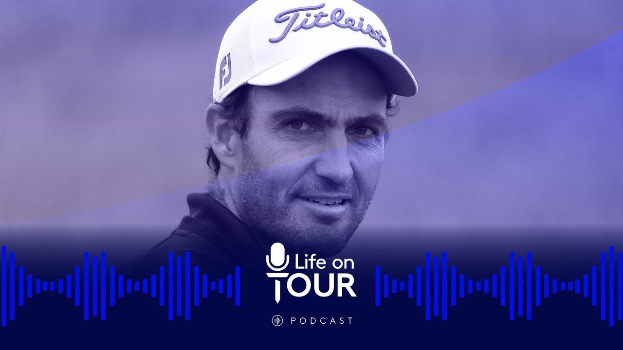 Life on Tour Podcast   Edoardo Molinari   The Stat Man