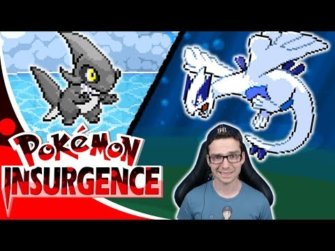 Delta Axew And Surprise Lugia Pokemon Insurgence Lets Play Episode 20