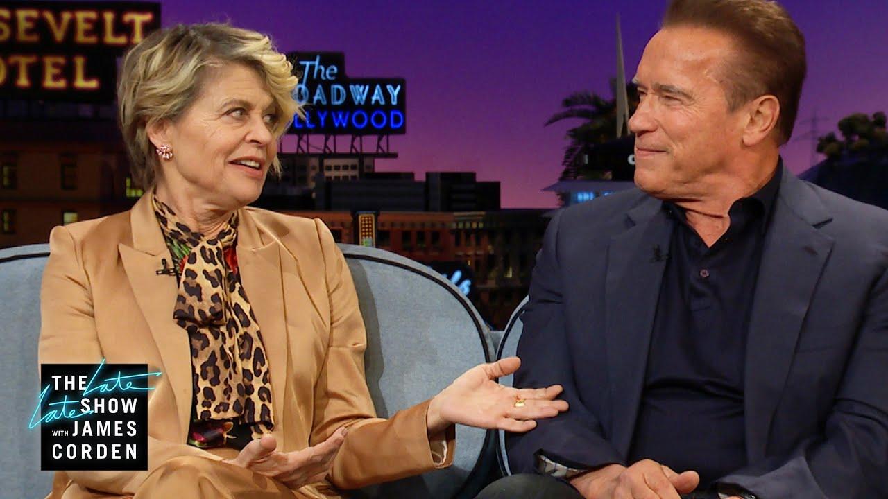 Linda Hamilton Has an 'I'll Be Back' in the New 'Terminator'