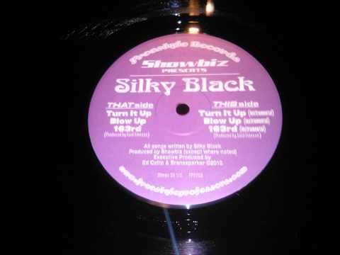 Silky Black -Turn It Up (Showbiz Prod. 1992)