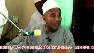 Darasa Ustadh Muhammad (Al-Beidh) Hukmu Ya Hedhi na Tabia za Wanawake