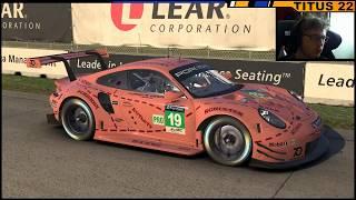 """iRacing """"Découverte de la Porsche 911 RSR"""""""