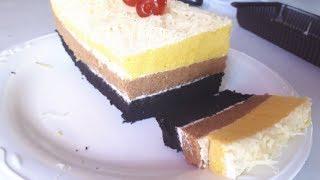 Chocolate Chesee Cake Ekonomis    Dapur Ros