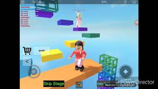 Obby Yang Paling Gampang?|| Roblox Indonesia|| The Really Easy Obby