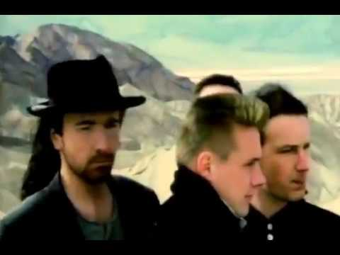 U2 :: Where The Streets Have No Name (Desert Version, 1987)