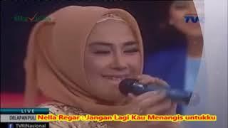 (1,045)  Nella Regar & Helmy Yahya : JANGAN LAGI KAU MENANGIS UNTUKKU -- Lagu Pop tahun 1980an