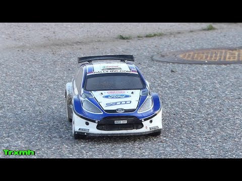 Kyosho DRX VE Ford Fiesta 3S Fast On-Road Rally