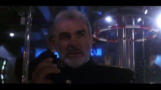 """Scena tratta dal film """"Caccia ad Ottobre Rosso"""": il Comandante Rami..."""
