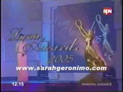 SARAH GERONIMO BELTING IKAW