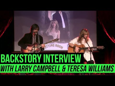 Larry Campbell & Teresa Williams live from The Cutting Room