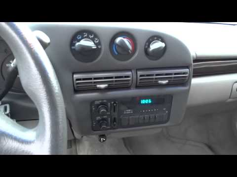 Ramey Chevrolet Princeton >> 1998 Chevrolet Lumina Charleston, WV, Beckley, WV, Princeton, Roanoke, Blacksburg N711B - YouTube