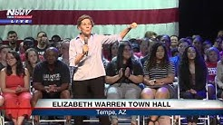 FULL TOWN HALL: Elizabeth Warren visits Tempe, AZ