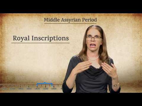 1.6 The Kassite Period in Babylon and the Middle Assyrian Pe