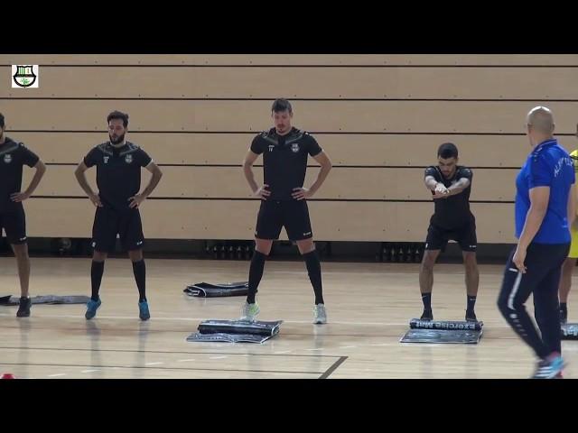 Trabajos de fuerza, equilibrio y propiocepción. FIFA+ (prevención de lesiones)