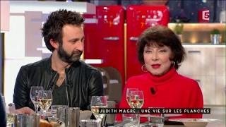 Judith Magre : Une vie sur les planches - C à vous - 20/01/2017