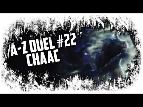 Smite: A-Z Ranked Duel #22 - Chaac