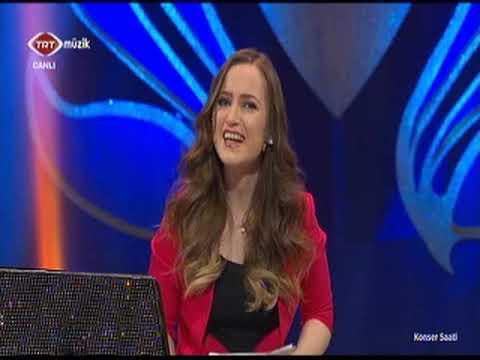 """Radyo Sanatçıları """"Konser Saati"""" Türk Sanat Müziği Konseri      TRT Ankara Radyosu"""