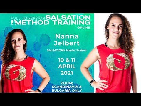 Full Immersion Method Training SALSATION® Scandinavia & Bulgaria