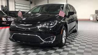 2018 Chrysler Pacifica Touring Plus by K2 Coach