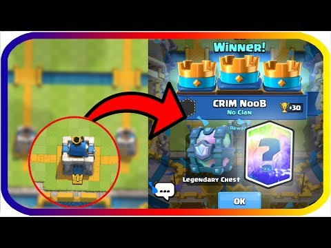 OMFG!! LVL 1 GETS *FREE* LEGENDARY CHEST FROM BATTLE! - Clash Royale LVL 1 Free Legendary Chest