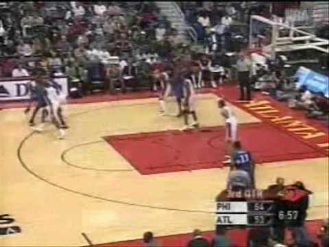 Allen Iverson 2001-2002 Season Highlight