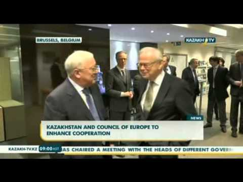 Kazakhstan and Council of Europe to enhance cooperation