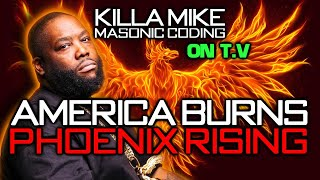 AMERICA BURNS PHOENIX RISING! YOU WON'T BELIEVE WHAT THIS RAP STAR SAYS ON LIVE T.V  (2020)