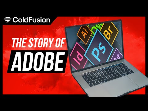Adobe Inc. - From Garage Startup to an Empire