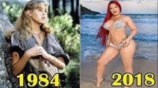 Conan the Destroyer (1984) Cast l Then And Now