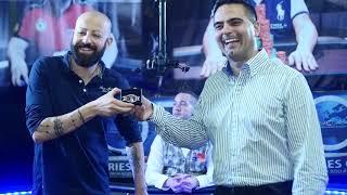 CAMPIONATI ITALIANI 2018 - Gianni Antonio Usai vince il Campionato Italiano interforze
