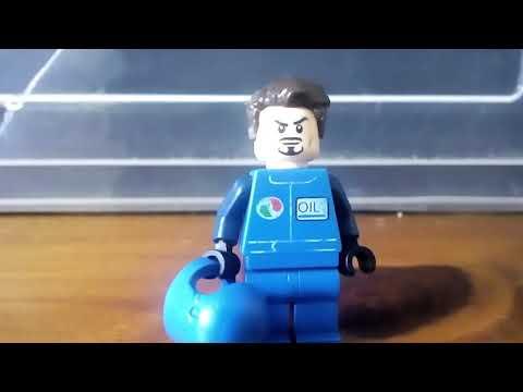 How to build a custom Racer Tony Stark (Iron Man 2)