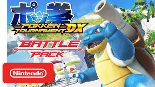 Pokkén Tournament DX Battle Pack Wave 2 - Available Now - Nintendo Switch