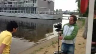 Элвин Грей - Начнем с нуля (съемка клипа).wmv