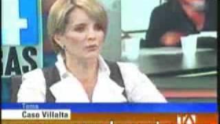 Entrevista a la Asambleísta Rosana Alvarado en Teleamazonas