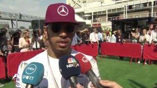 Hamilton & Rosberg Post-Race | Spanish Grand Prix 2016